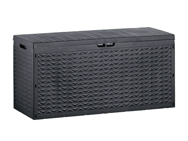 Find this Pin and more on Garden. Lidl storage box  29 99  Size  cm   H60 x W120 x D45 Capacity  L