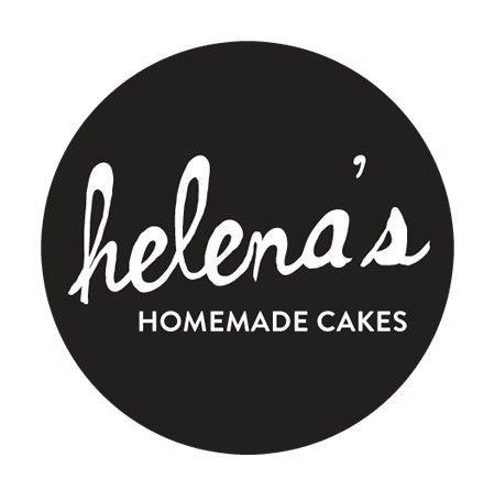 Helenas homemade cakes logo by swinburne student jennifer scalzo business cards helenas homemade cakes reheart Choice Image