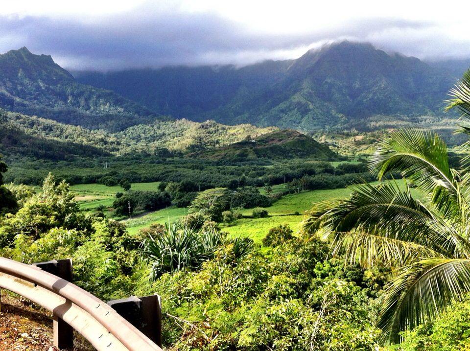 Kauai North shore valley. (With images) Hawaii holiday