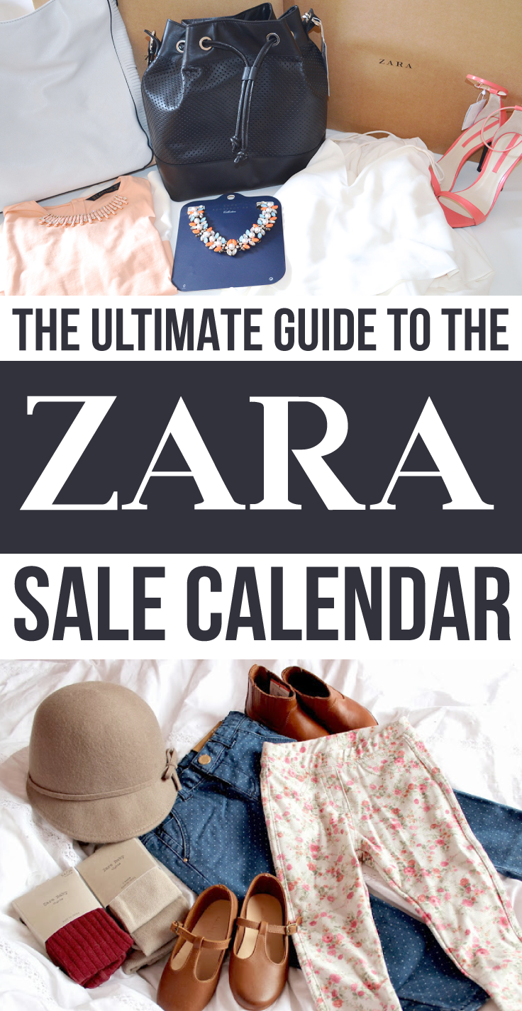 photo regarding Zara Printable Coupons named Zara Sale Calendar: Income, Clearance Discount codes Advisor 2019