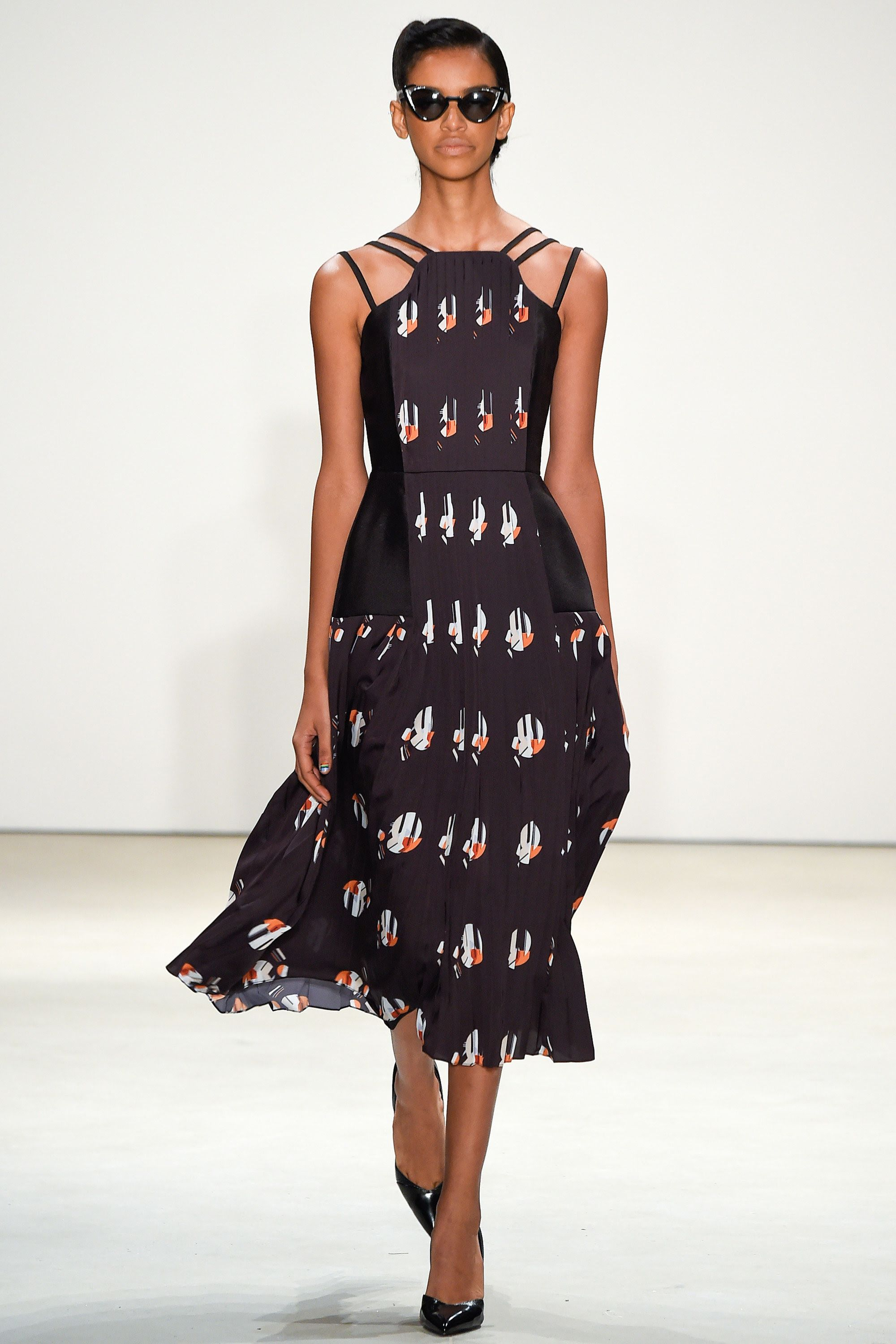Bibhu Mohapatra S/S 2016 RTW - Weekend Out Dress