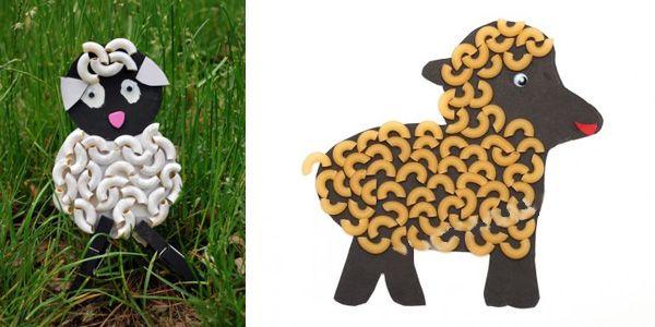 Risultati immagini per pecore con la pasta