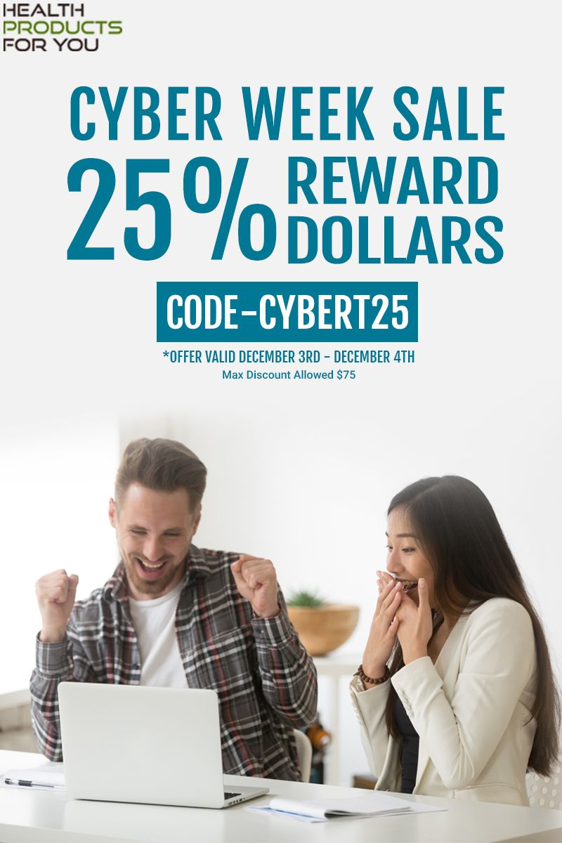 So You Missed Cyber Monday Not A Problem We Got You Covered With Our Cyber Week Specials Earn 25 Of What You Home Health Care Medical Supplies Home Health