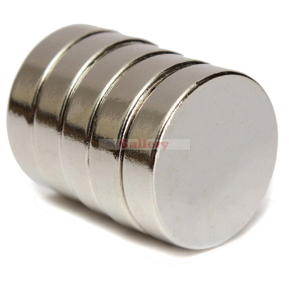 Imanes De Neodimio Imán Neodimio 15 Uds N50 20mm X 5mm Fuerte Redonda Cilindro Raro Tierra N52 Imanes De Neodimio 1 Neodymium Magnets Magnets Magnetic Material