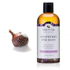Tree To Tub Soapberry For Face Facemaskacne Organic