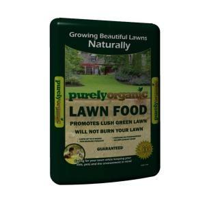 Purely Organic Products 25 Lb Lawn Food Fertilizer Lfjrdk1 The Home Depot Lawn Food Organic Lawn Organic Lawn Food