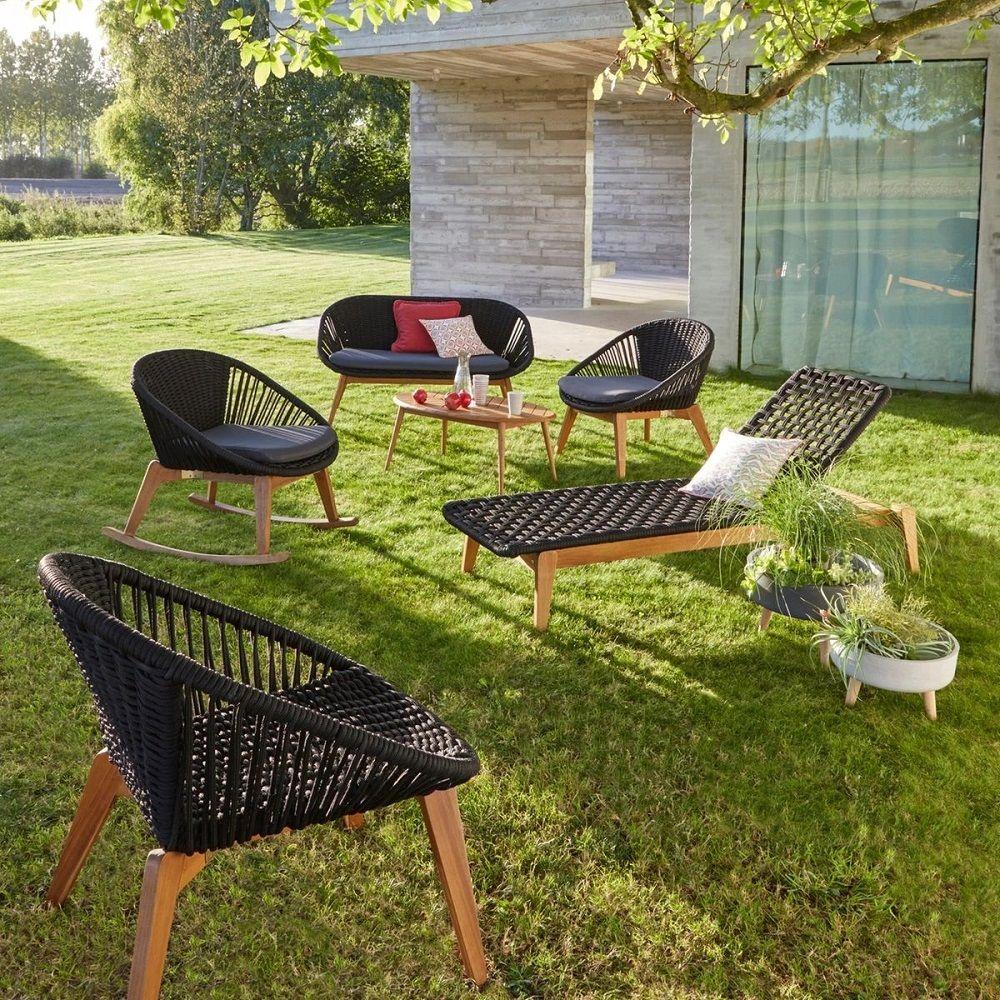 fauteuil jardin la redoute interieurs