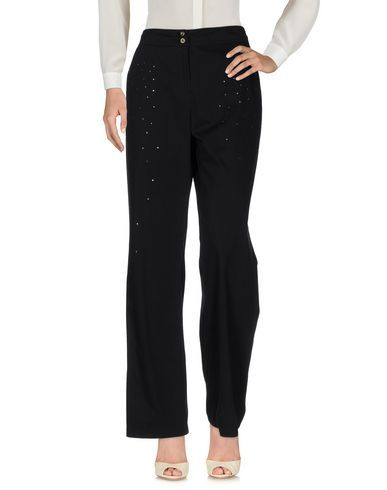 MARTINA ROVERSI Women's Casual pants Black 12 US