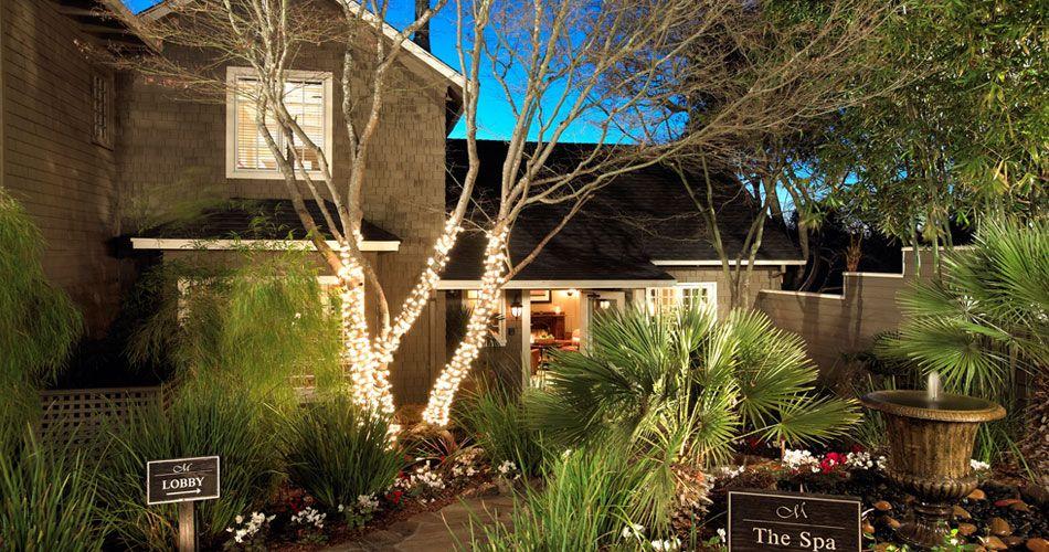Milliken Creek Inn in Napa one of our favorite weekend