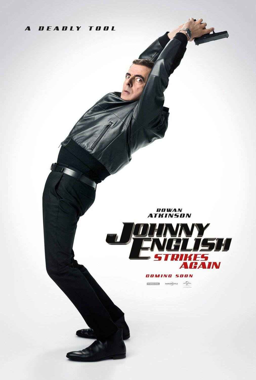 Return To The Main Poster Page For Johnny English Strikes Again 6 Of 8 Cartaz De Filme Filmes Cartaz