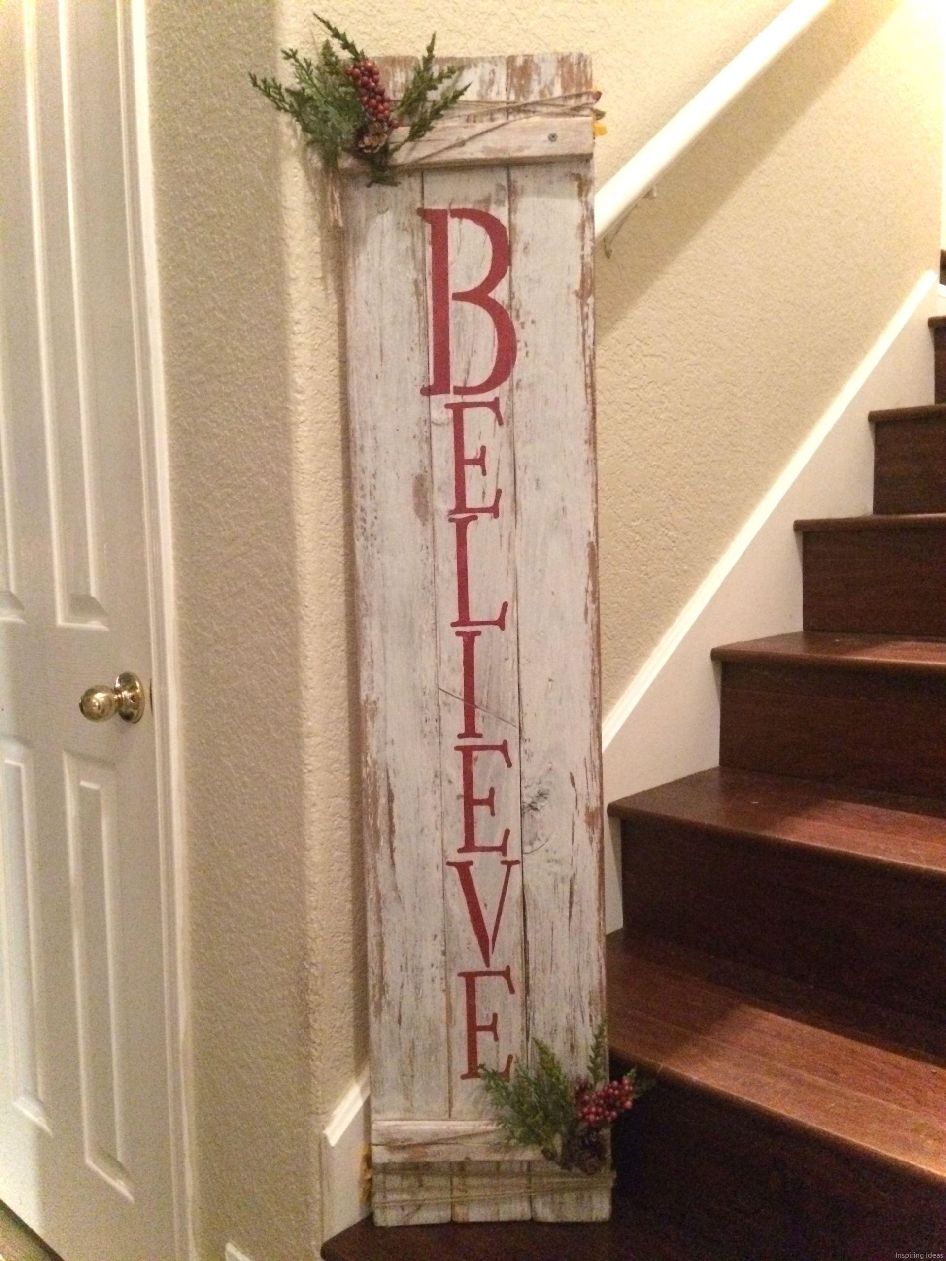 Rustic Christmas Decor Ideas On A Budget0051