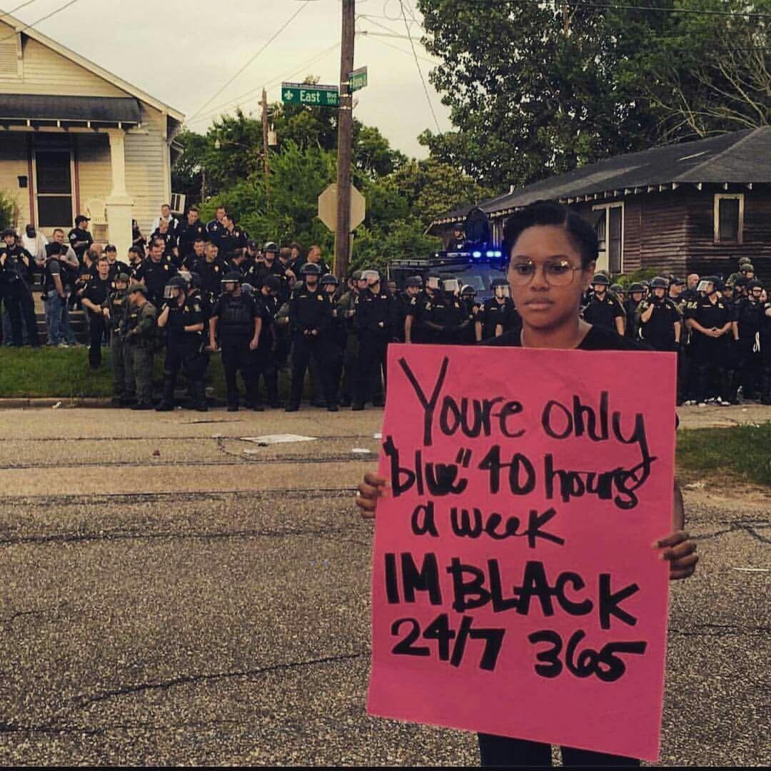 Schwarze Menschen in Birmingham