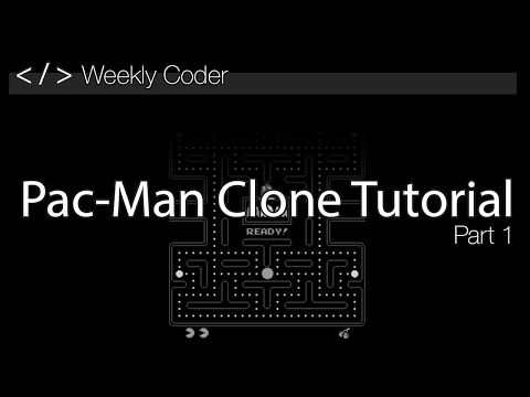 210) How to make a game like Pac-Man in Unity 5 - Part 1