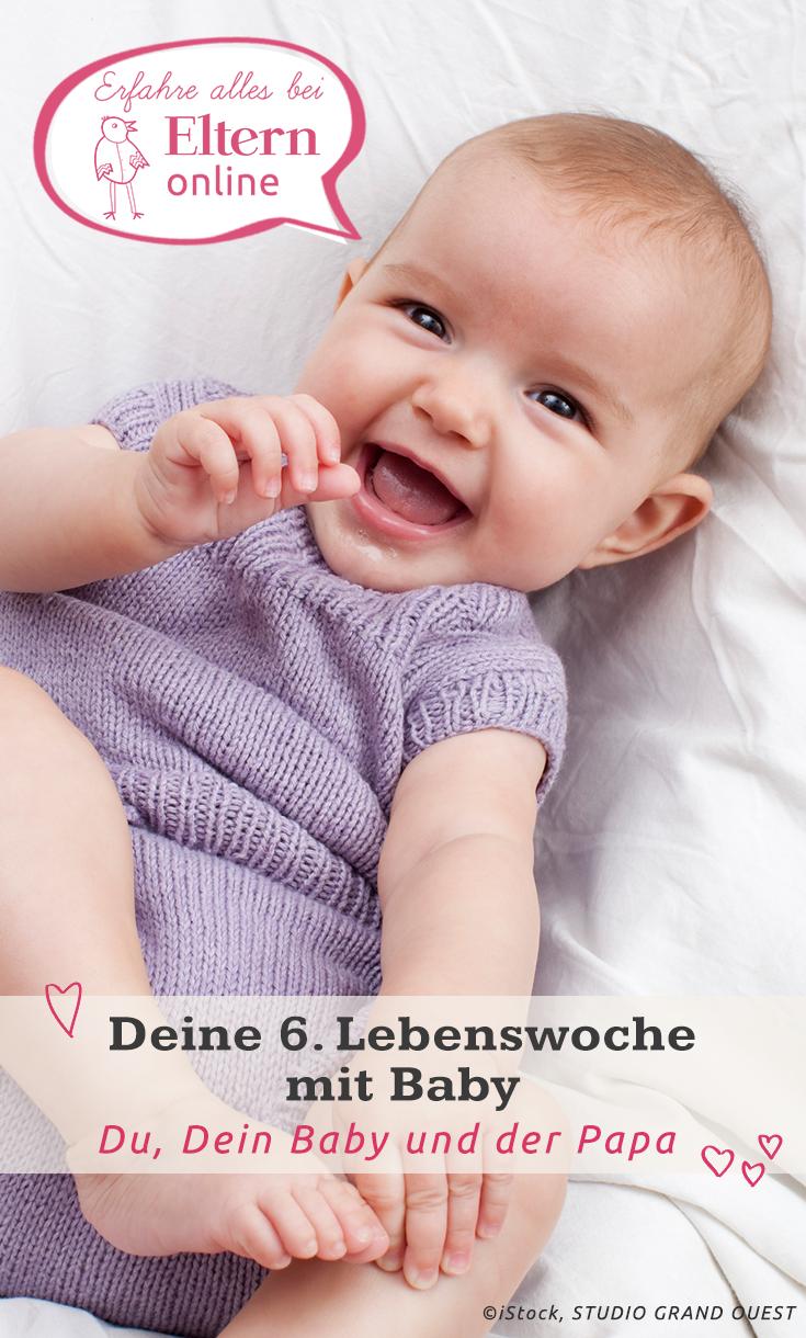 Baby 6 Wochen Schläft Viel