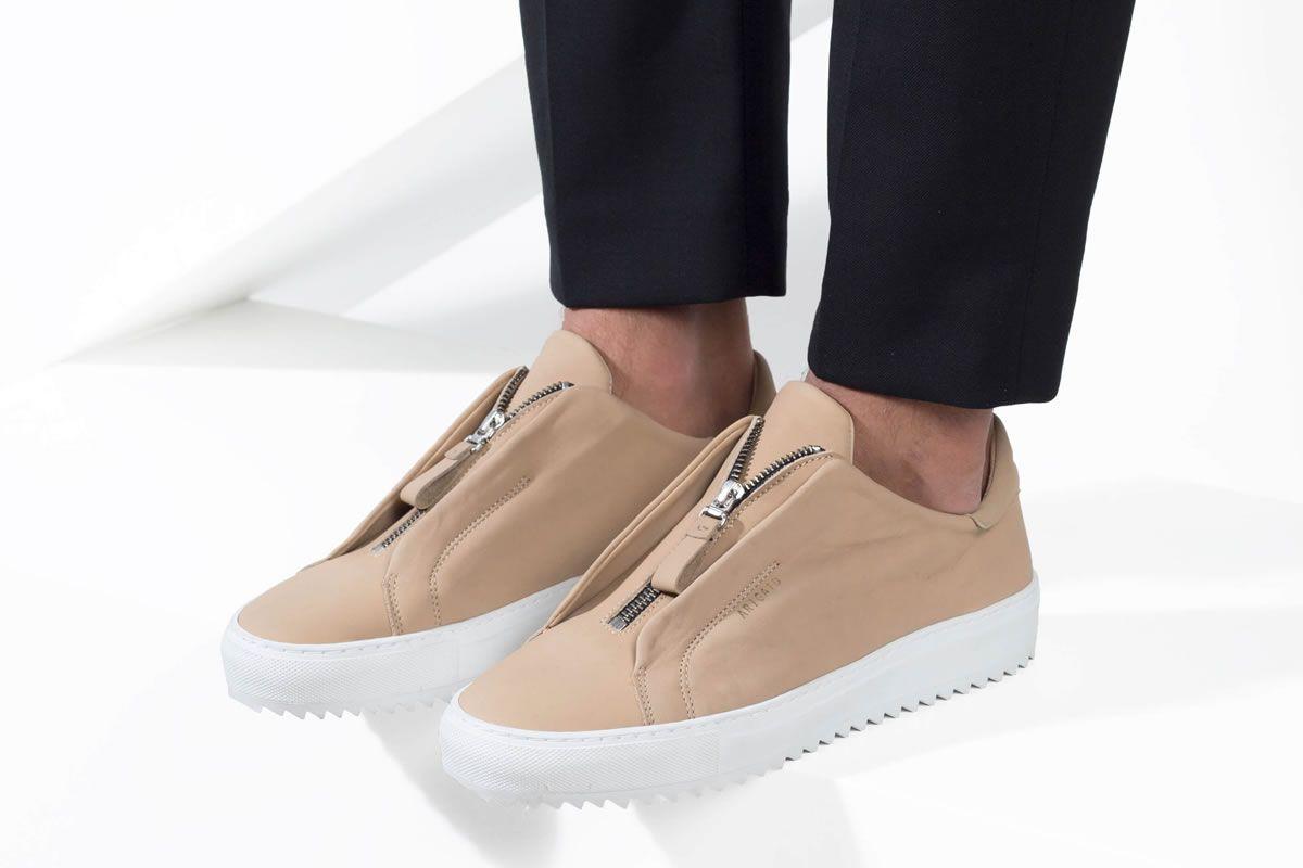 Axel Arigato Clean Zip 90 On Feet