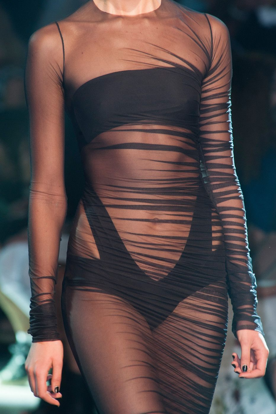Alexandre Vauthier at Couture Fall 2013