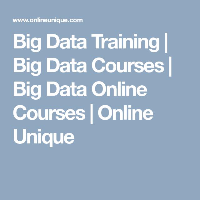 Big Data Training   Big Data Courses   Big Data Online ...