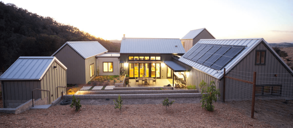 Everything You Need to Know About Solar Panels for Your Home ... on modern house entrance design, modern garage with shed roof design, clerestory roof design,