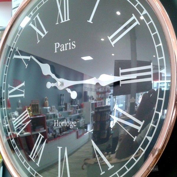 Horloge Montre A Gousset Geante Chiffres Romains Horloge Originale