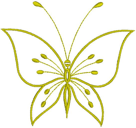 Butterfly Embroidery Design Free Embroidery Designs Download