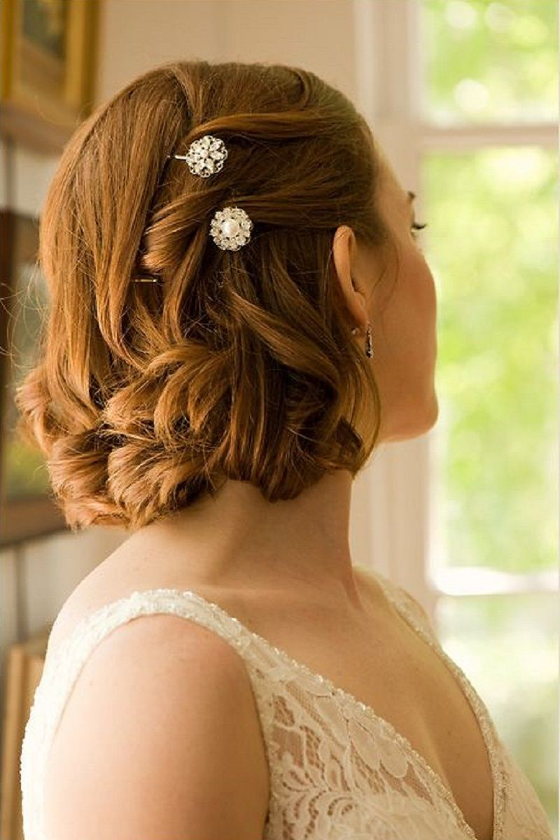 Penteados Para Casamento Para Cabelo Curto нaιr