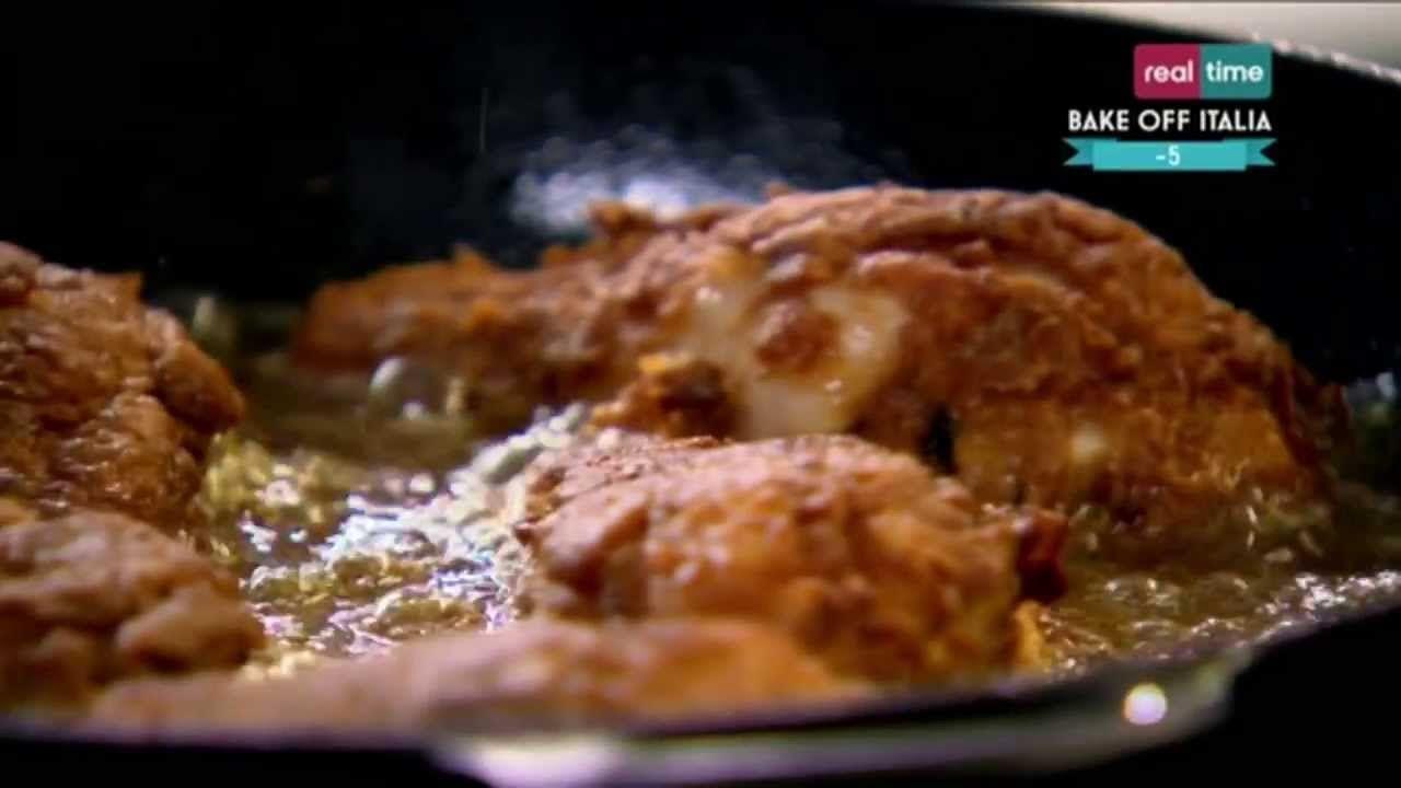 A tavola con ramsay 134 pollo fritto al latticello con sedano sottace projects to try - A tavola con gordon ramsay ...