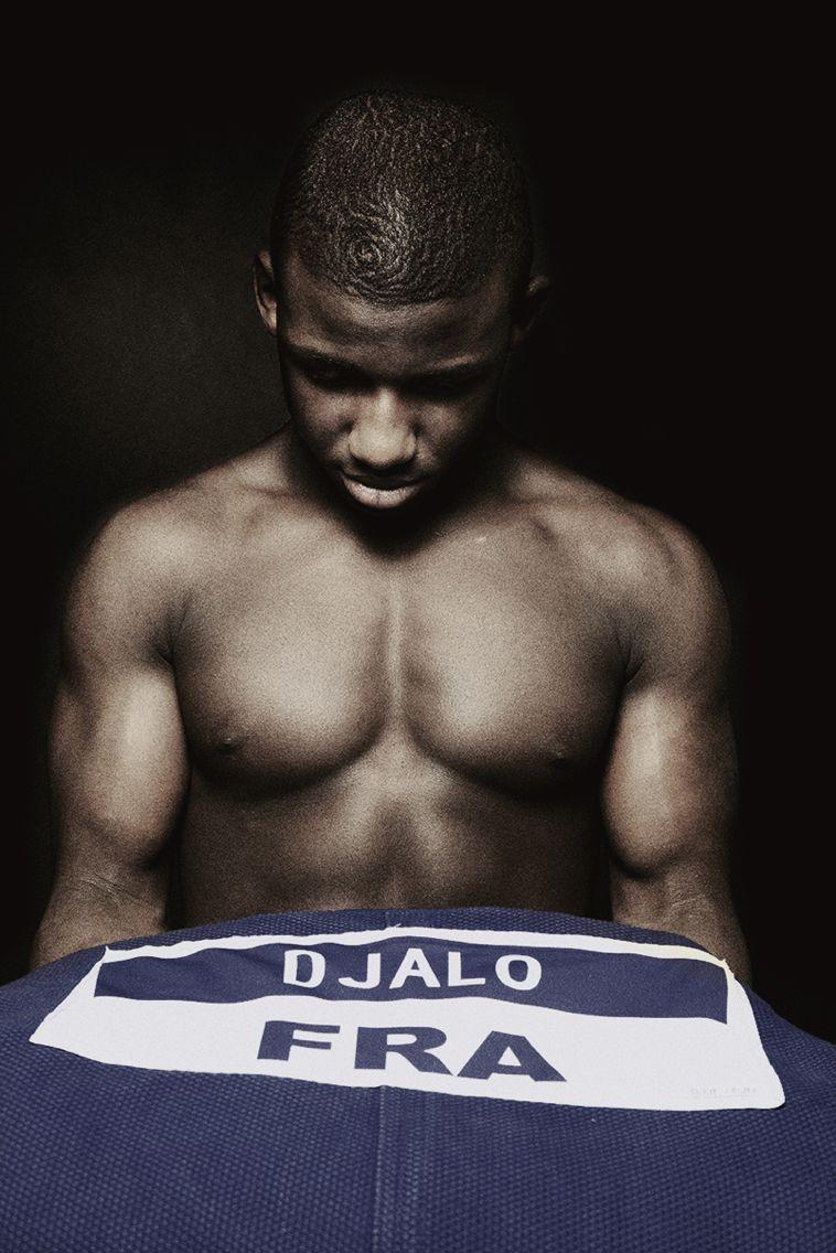 Alpha Djalo Portrait Sportif Judo France