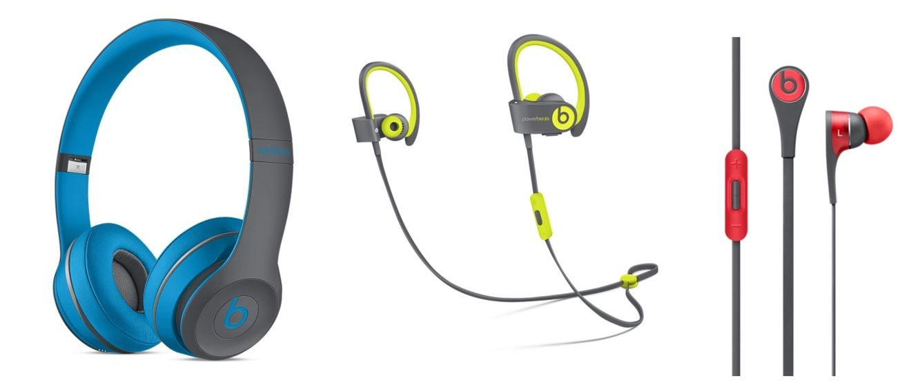 "Beats estrena la gama ""Active Collection"" con nuevos colores en sus cascos Solo 2, Tour 2 y PowerBeats 2 - http://www.soydemac.com/beats-estrena-la-gama-active-collection-con-nuevos-colores-en-sus-cascos-solo-2-tour-2-y-powerbeats-2/"