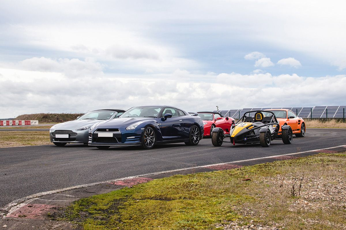 Five Supercar Blast Driving Experience At Top Uk Race Tracks Gift Voucher Super Cars Race Track Driving Experience
