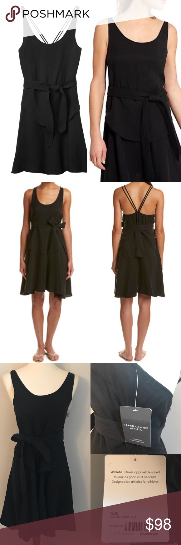 Flirtatious dress athleta images