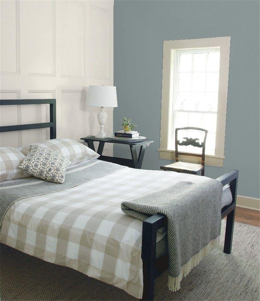 brewster gray bedroom in 2020 Bedroom colors, Best white