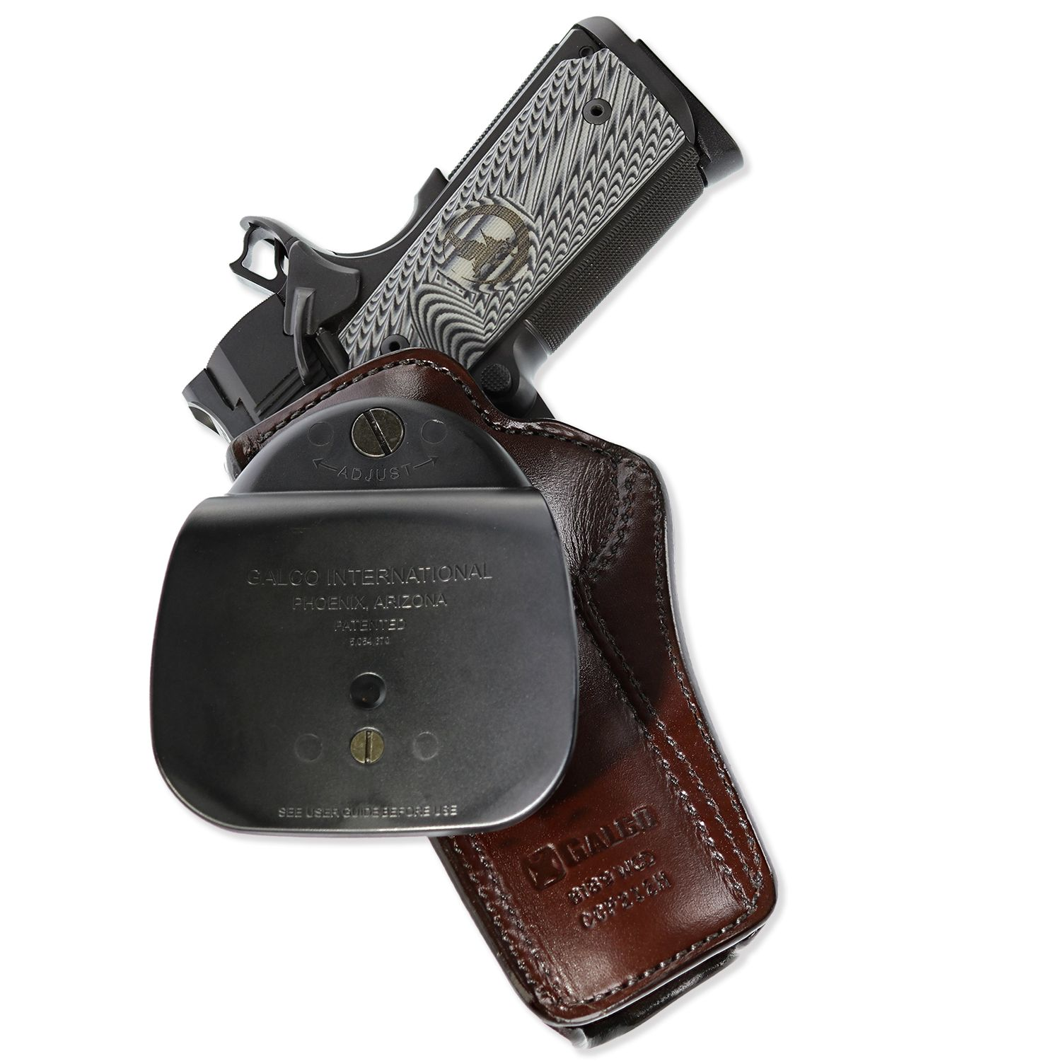CCP CONCEALED CARRY PADDLE: Galco's CCP™ (Concealed Carry