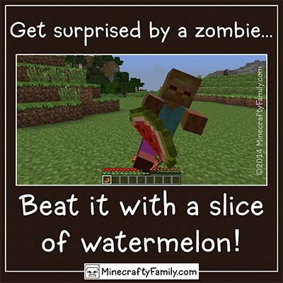 A Zombie S Life Crafting