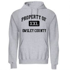 Owsley County High School - Booneville, KY | Hoodies & Sweatshirts Start at $29.97