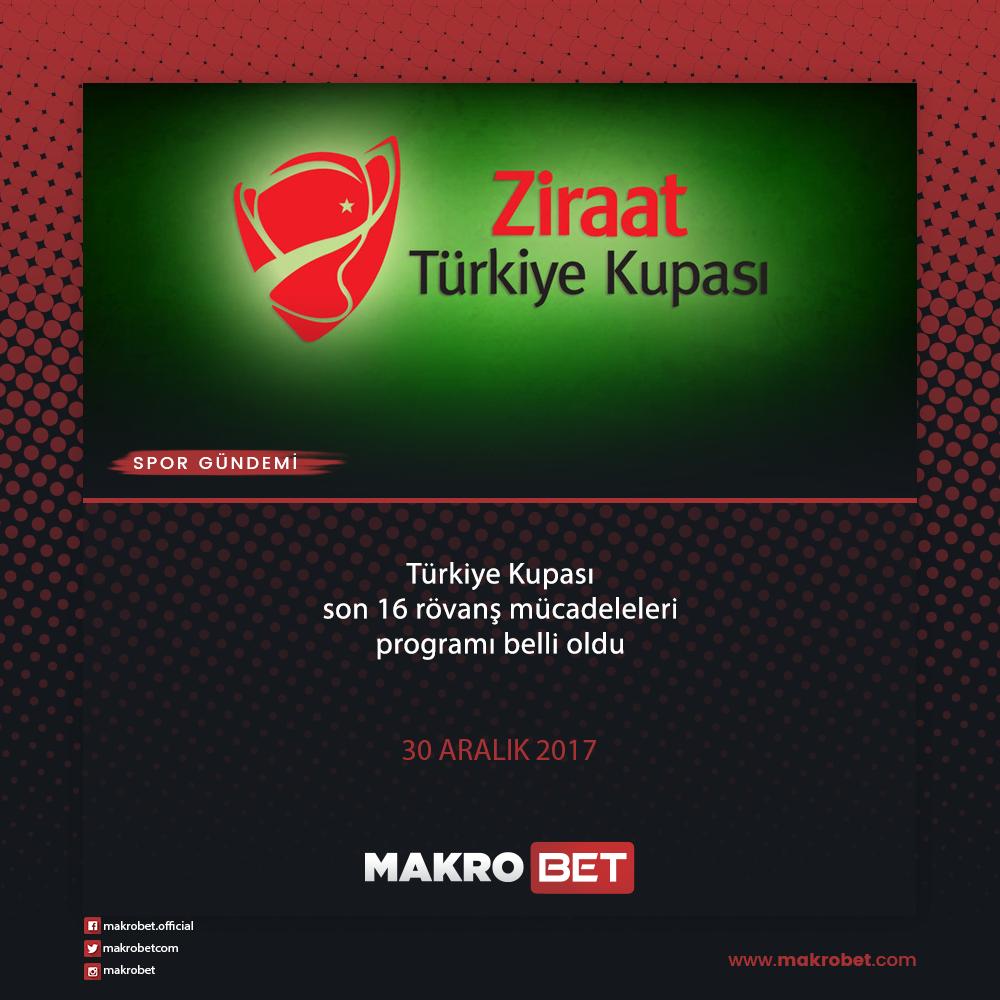 Ziraat Türkiye Kupasında Son 16 Turu Eşleşmeleri Belli Oldu 64