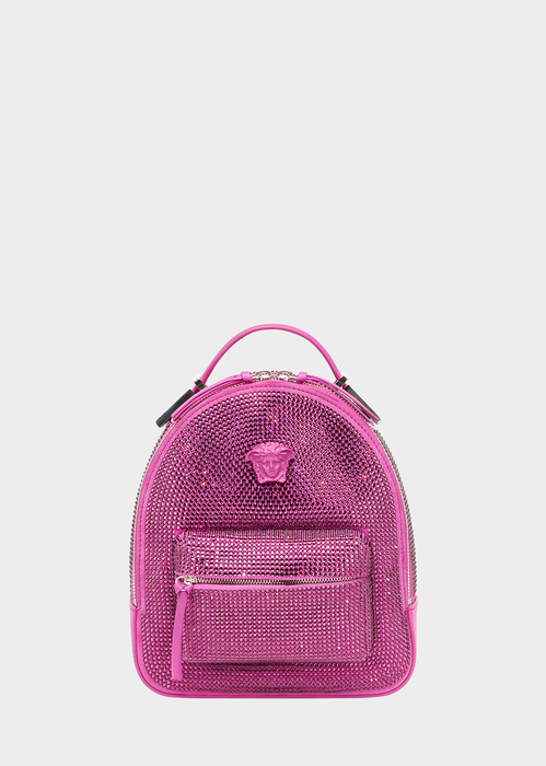 cd941196a8 Versace Palazzo Crystal Leather Backpack for Women