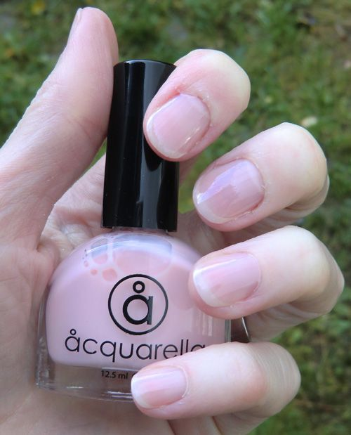 acquarella.french.vanilla | wear + nails. | Pinterest | French ...