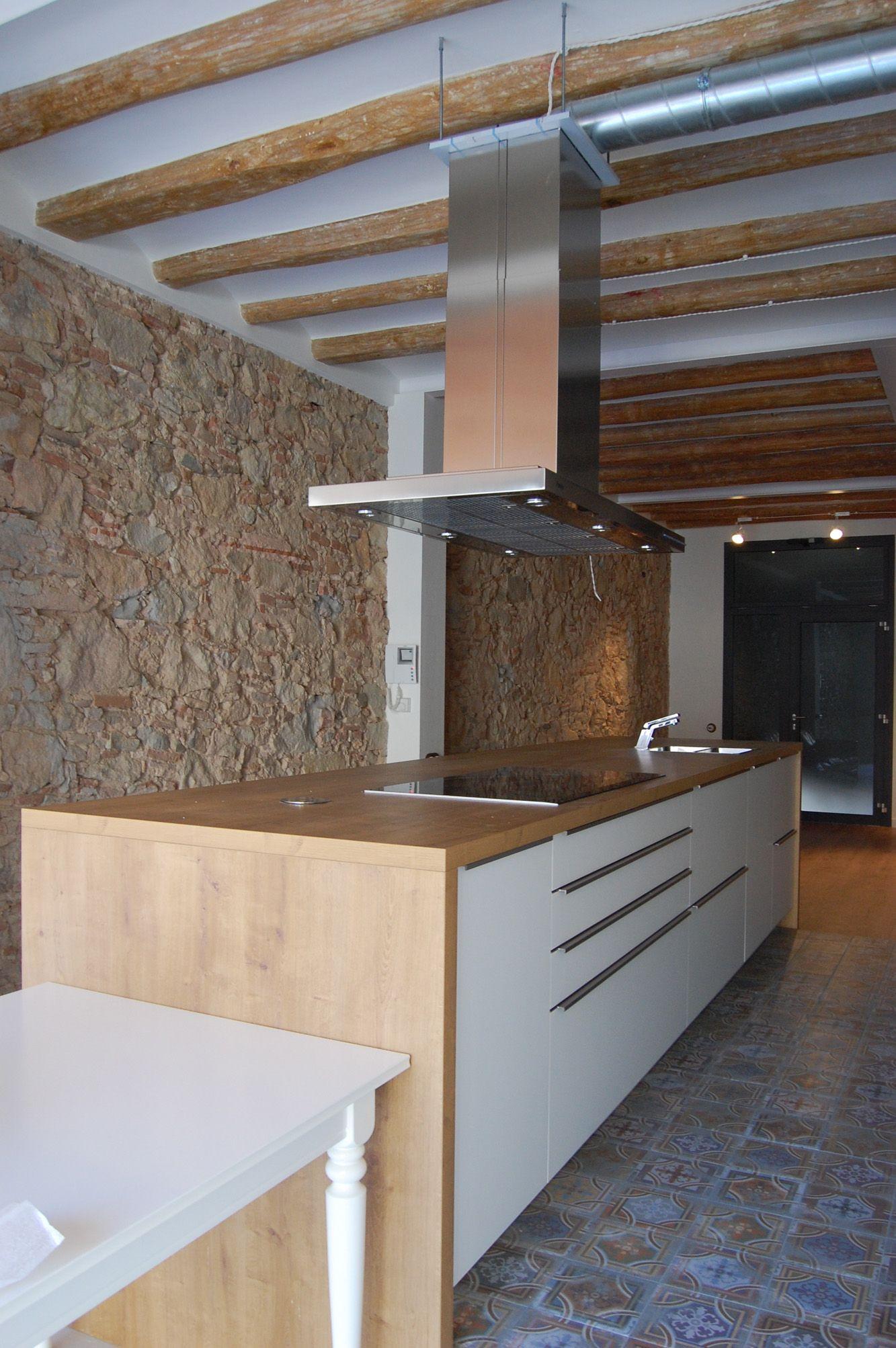 Dise O Cocina Isla Muebles Pinterest Dise O Cocinas Dise O  # Muebles De Cocina Feos