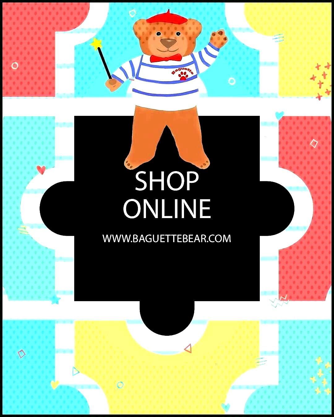 many great offers in Bagutte Bears store Get your child a gift that is both fun and educational th