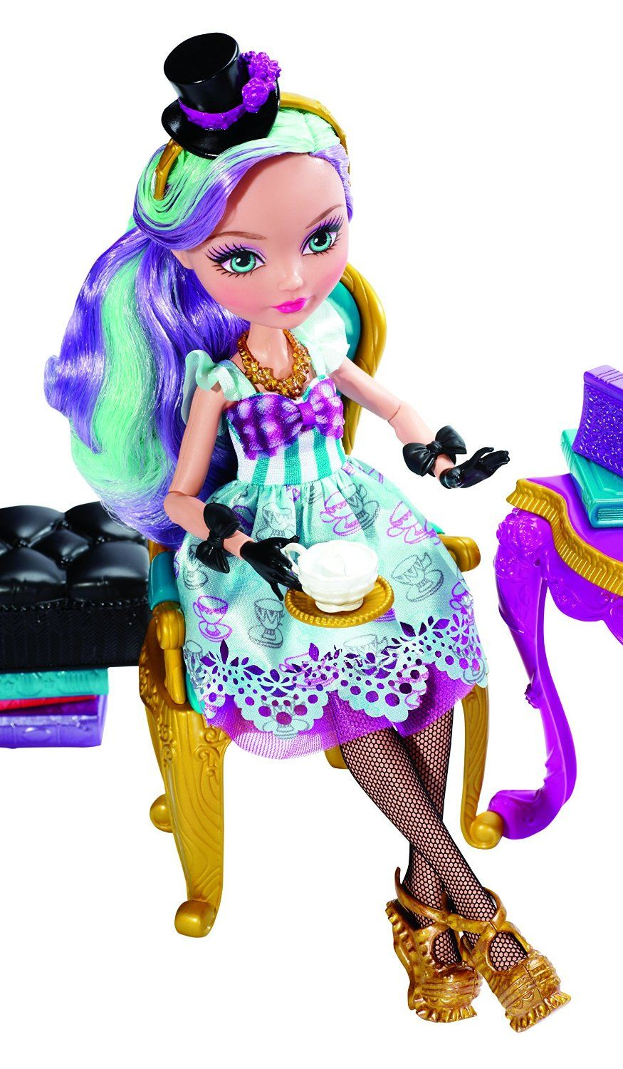 Farraha Goodfairy Extremely Rare Ever After High Discontinued Collectable Sufficient Supply Dolls, Clothing & Accessories Ever After High