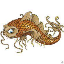 Free Koi Fish Flash Download Koi Fish Tattoo