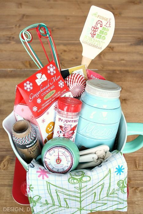How To Create The Perfect Gift Basket + Free Printable | Gift ...