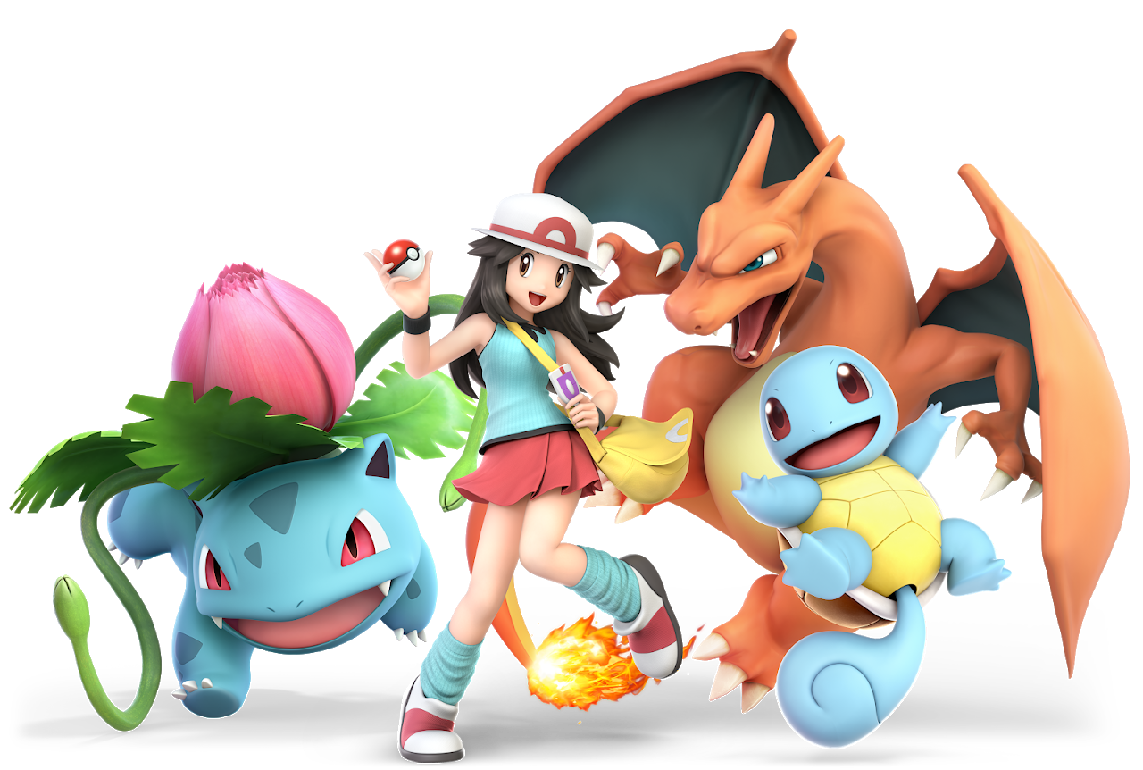 Gallery:Super Smash Bros. Ultimate | Female pokemon trainers ...