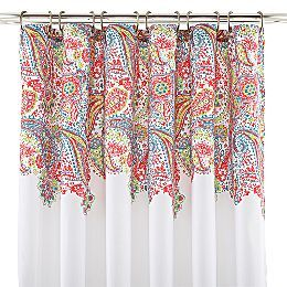 20 Jcpenney Jcpenney Home Paisley Shower Curtain Paisley