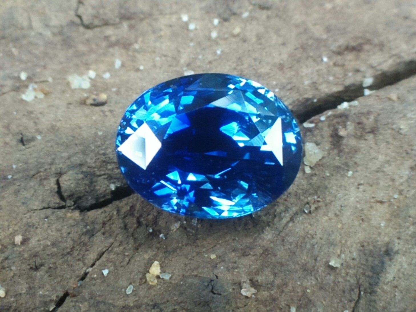 Sapphire is a precious gemstone, a variety of the mineral corundum,  consisting of aluminium oxide Al2O3 with tra… | Precious gemstones,  Gemstones, Crystal system