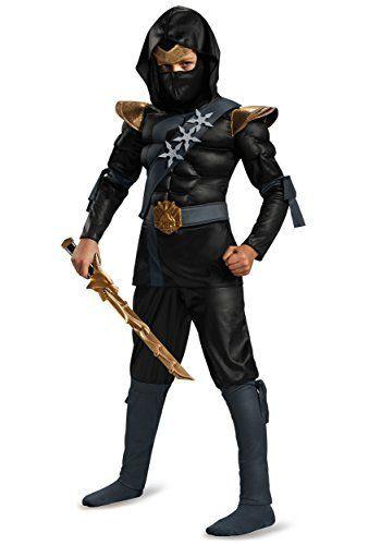 Ninja Play Set Rubies Toy Samurai Sword Assassin Fancy Dress Accessory for kids