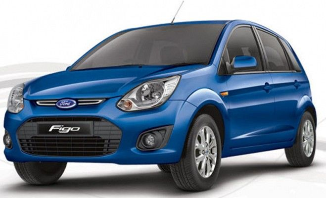 Ford India To Launch New Figo Hatchback This Festive Season