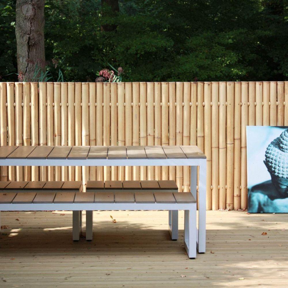 Bamboo Fence Panel Giant 180 x 180 cm