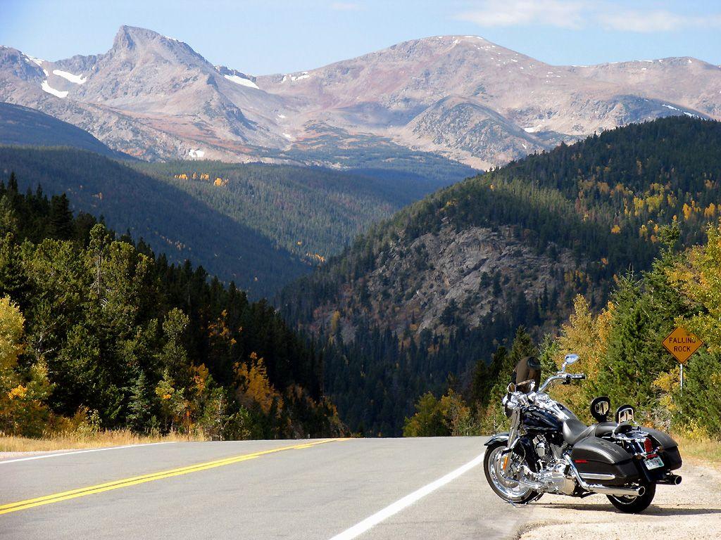 Harley Davidson Colorado >> The Peak To Peak Scenic Byway Colorado Harley Davidson