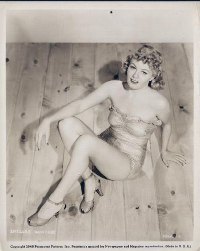 shelley winters imdb